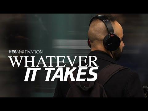 WHATEVER IT TAKES (Eric Thomas Motivation) - YouTube