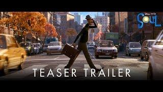 Soul | Disney Pixar | Official Teaser Trailer