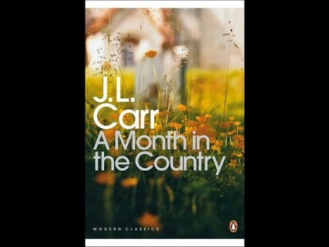 Book review: A Month in the Country by J. L. Carr