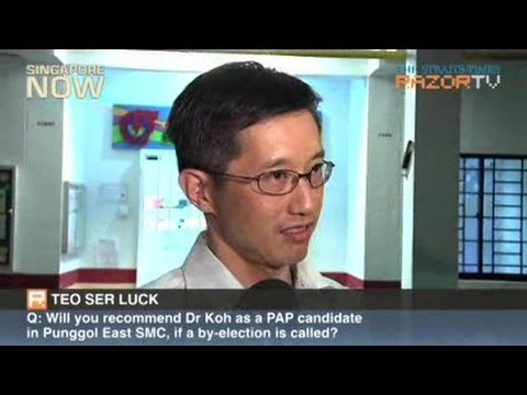 Possible PAP candidate spotted at Punggol East?
