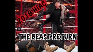 HIAC 2018 REVIEW | THE BEAST RETURNS !!! | WRESTLE JUNGLE