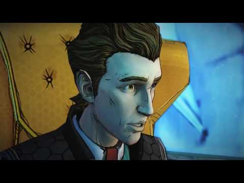 Tales from the Borderlands - Chapter Five - Part One