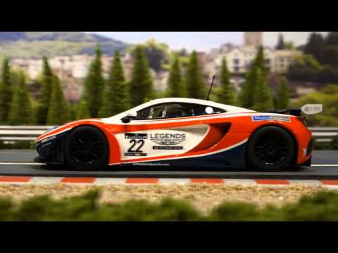 Scalextric – McLaren MP4-12C