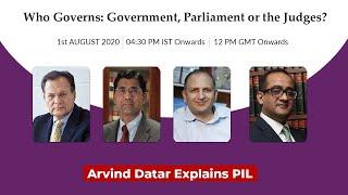 Arvind Datar explains Public Interest Litigation in 5 Minutes