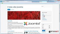 13 - Il menu Sistema - Configurazione globale - Scheda sito parte IV