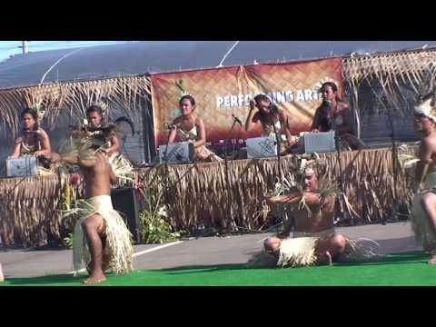 FESTPAC GUAM 2016: POHNPEI STATE, FEDERATED STATES OF MICRONESIA
