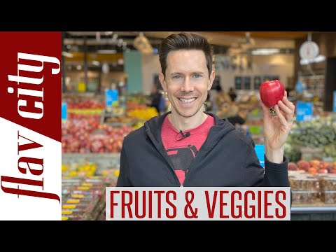 Dirty Dozen List For 2020 What Fruits & Veggies To Buy Organic vs Conventional