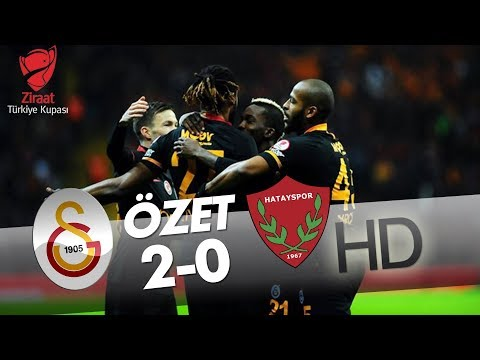 Galatasaray - Hatayspor Maç Özeti