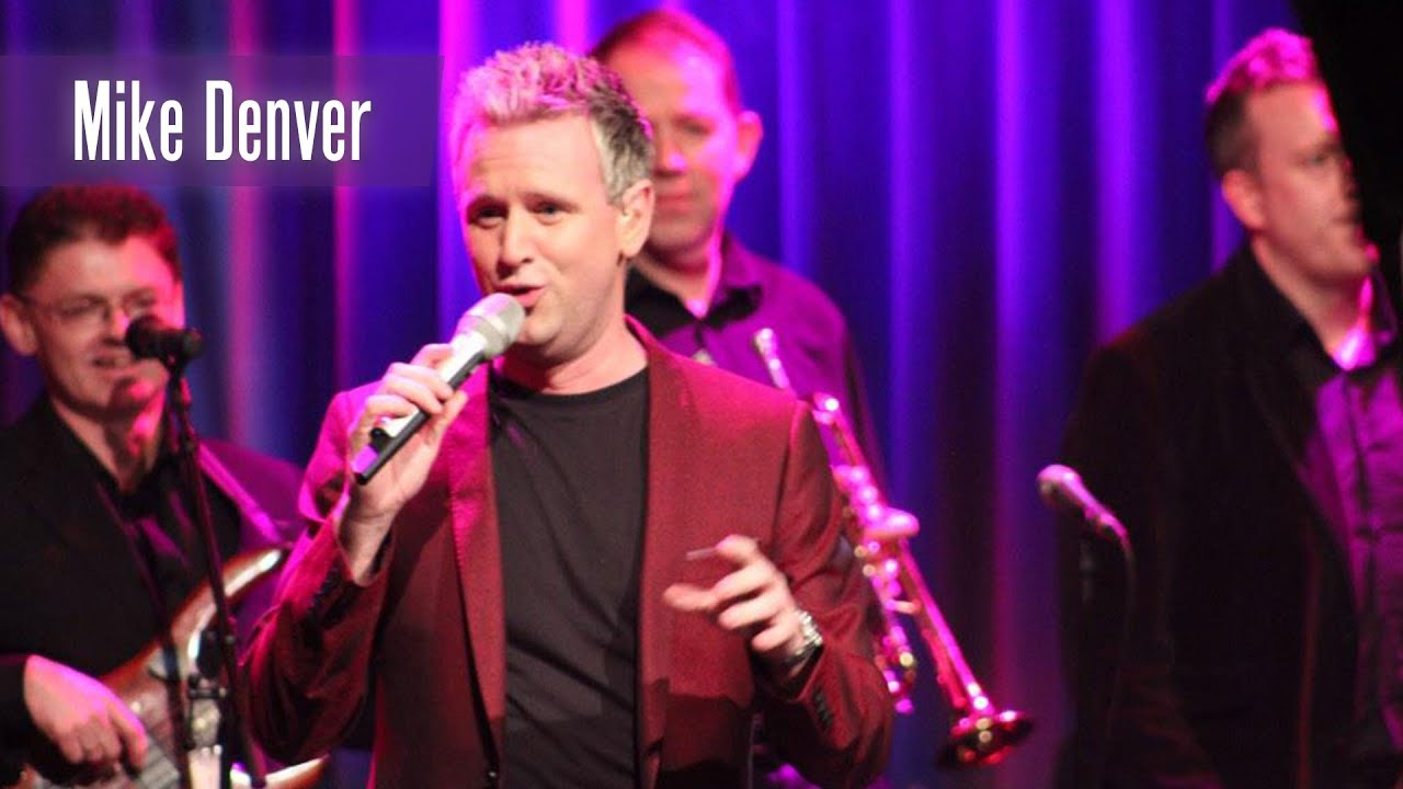 """Mike Denver - """"Rockabilly Jive"""" 