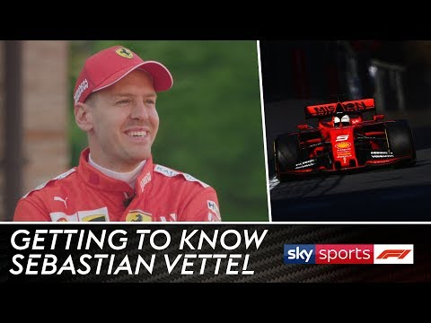 Getting To Know Sebastian Vettel | Seb on social media, his F1 legacy and emptying the dishwasher!