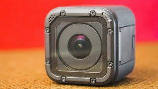 Демо ночной таймлапс на GoPro Hero 5 Black Session (TimeLapse demo)