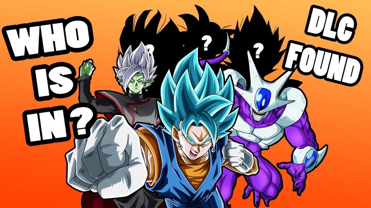 dragon ball fighterz downloadable characters