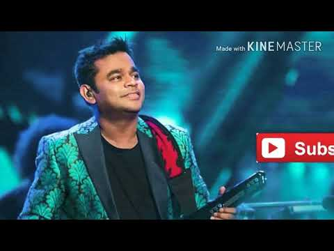 Chinnamma Chilakkamma.....A.R Rahman hits