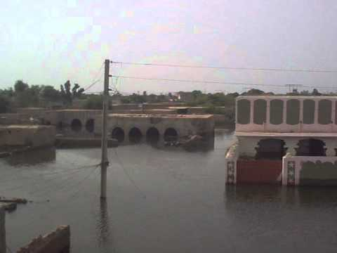flood in jaffarabad