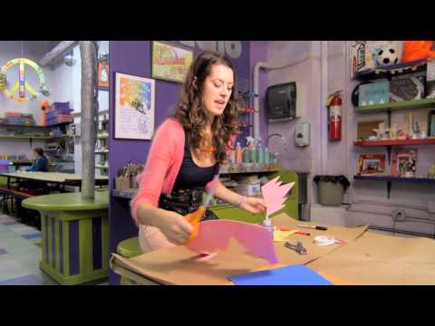 How to Make a Preschool Crown : Crafts for Kids