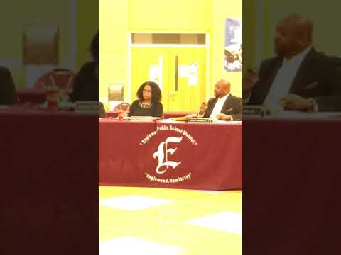 Englewood, New Jersey SchoolBoard Meeting October 19, 2017