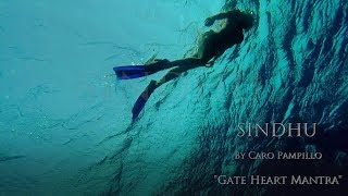 """Gate Heart Mantra"" SINDHU by Caro Pampillo"