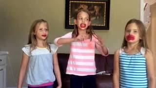 Miranda sings challenge