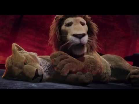 Мультфильм про льва самсона