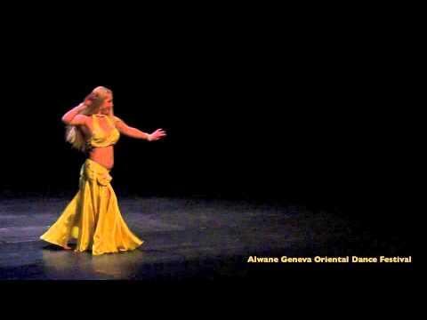 Mimi-Open Stage-Alwane Geneva Oriental Dance Festival 2013