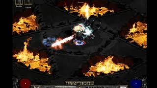Diablo 2 Hardcore Melee Blizz Sorceress