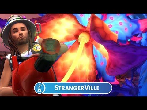 The Sims 4   StrangerVille   Osa 5: Hyökkäykseen!!! 👽 thumbnail