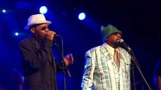 GEORGE CLINTON + P FUNK °swing down sweet chariot* @ ASTRA/Berlin 2014-07-28