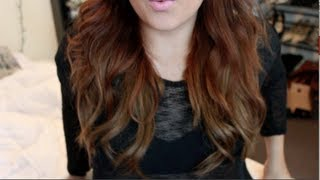Black to Light Brown Hair Without Bleach (L