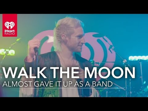 How WALK THE MOON Came Back to Music | iHeartRadio Album Release Party