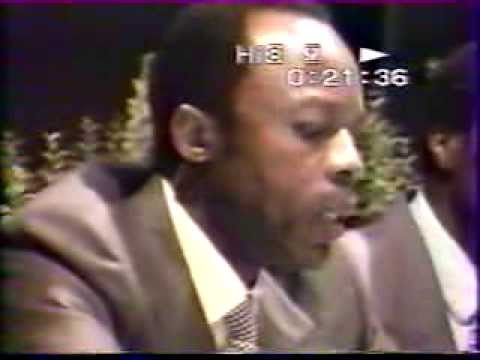 Quand M.Jean-Marie Michel MOKOKO rencontrait ses compatriotes congolais en France (Paris...)
