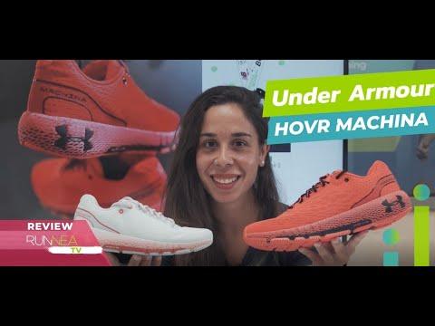 Under Armour HOVR Machina: Amortiguación y sujeción, lo tienen todo para correr largas distancias