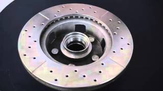 64 69 Mustang front disc brake conversion
