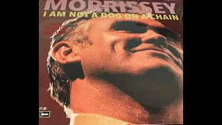 MORRISSEY  - I AM NOT A DOG ON A CHAIN LP (2020)
