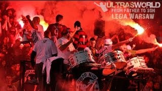 Legia Warsaw - Ultras World