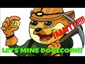 How I Mine Dogecoin