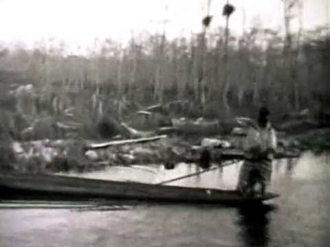 Tourist Films: filmed by tourists visiting Seminole settlements in Florida, 1925-1939