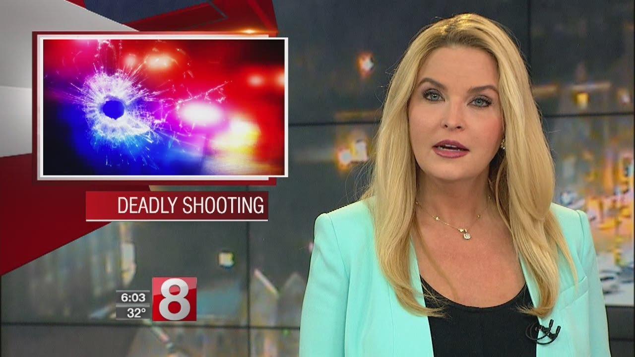 One dead after shooting in Hartford - Dauer: 9 Sekunden