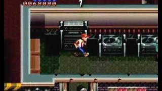 Ghoul Patrol - SNES Gameplay