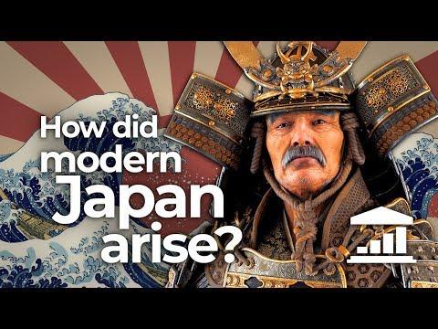 How was Modern-day JAPAN Born? - VisualPolitik EN