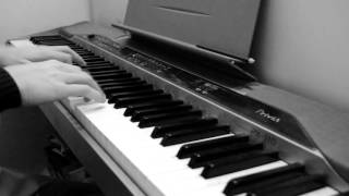 """Donny Montell - """"I've been waiting for this night"""" - piano cover"""