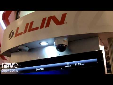 ISE 2014: Control 4 Shows IP Cameras by Merit Lilan