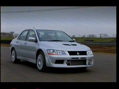 old top gear 2001 mitsubishi evo 7 vs subaru impreza sti. Black Bedroom Furniture Sets. Home Design Ideas