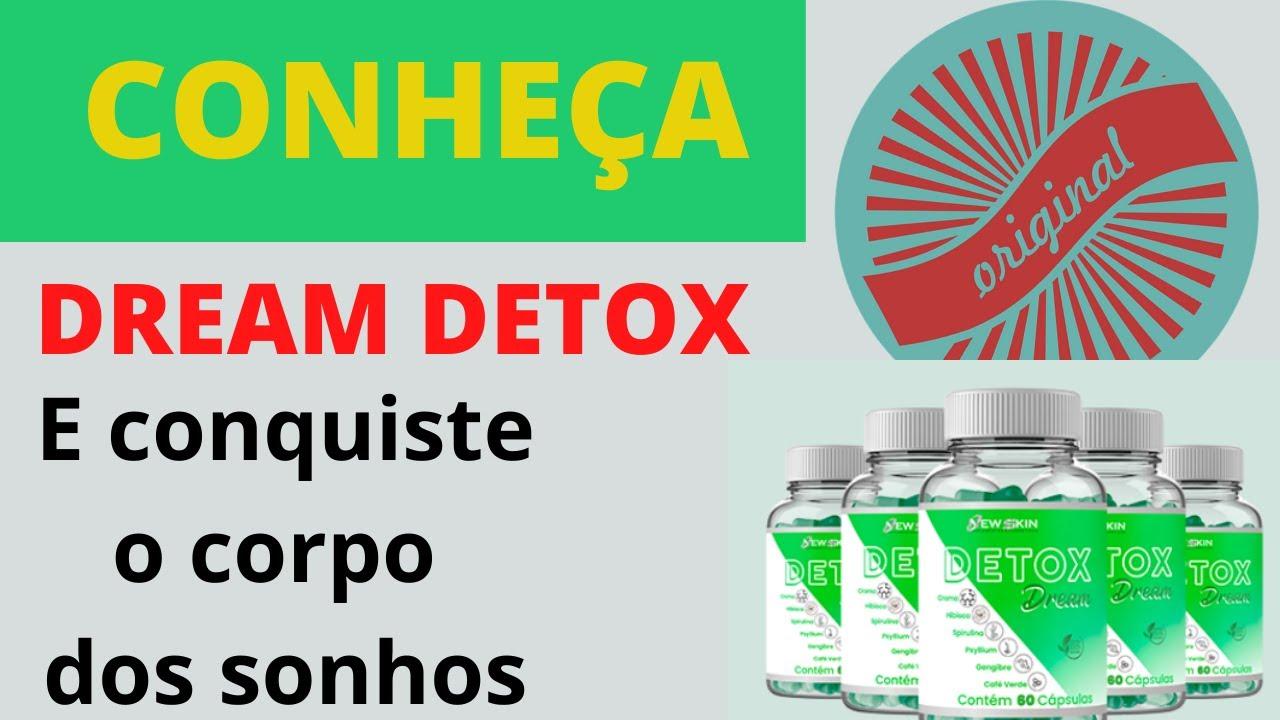 dream detox emagrece