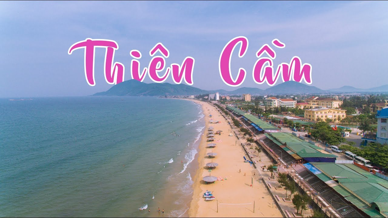 Bãi Biển Thiên Cầm Đẹp Nhất Nhì Vùng Đất Hà Tĩnh