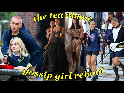 everything you need to know about the *GOSSIP GIRL REBOOT* (plot, characters, fashion, theories)