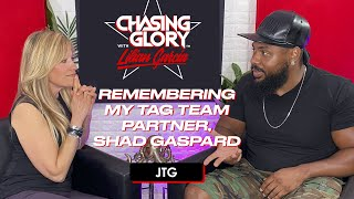JTG Speaks on Shad Gaspard's Heroism, Tragic Passing & Honors His Memory