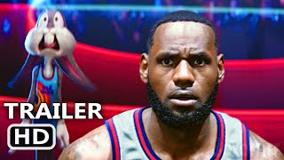 SPACE JAM 2 Official Trailer Teaser (2021) LeBron James , Bug Bunny Movie HD