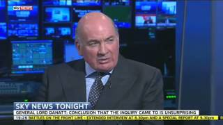 Former Head Of British Army On Iraq Abuse Allegations