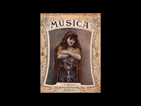 1900's French Opera /Chanteuses françaises Opéra 1902-1909 vol.1