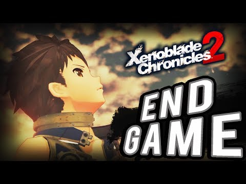 IT ENDS HERE AND NOW! | STORY COMPLETE & CRAZY CORE PULLS! 【XENOBLADE 2】